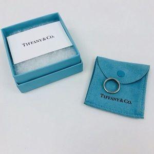Jewelry - Tiffany & Co 1837 Narrow Band Ring